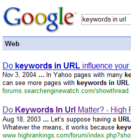 Seo Tip Keyword In Url  Vizion Interactive