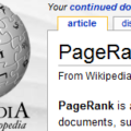 wikipedia-pagerank