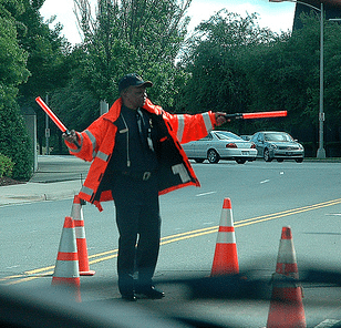 Directing Traffic  Vizion Interactive