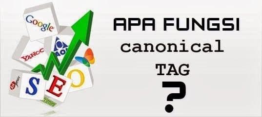 Apa Fungsi Tag Rel Canonical Blogger  Vizion Interactive