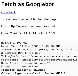 fetch-as-googlebot-code