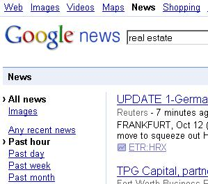 google-search-real-estate