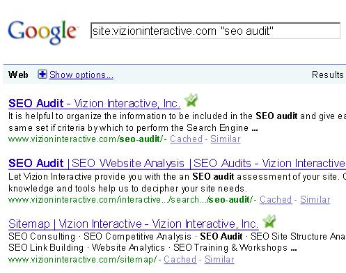 google-search-site-keyword