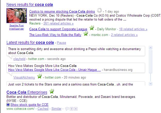 coca-cola-real-time-search