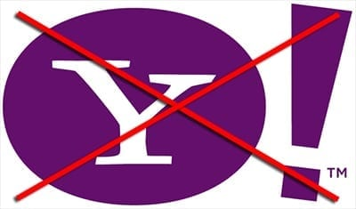 Yahoo No More  Vizion Interactive