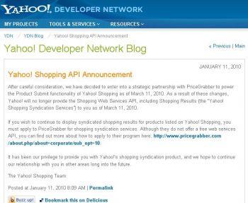 yahoo-shopping-announcement
