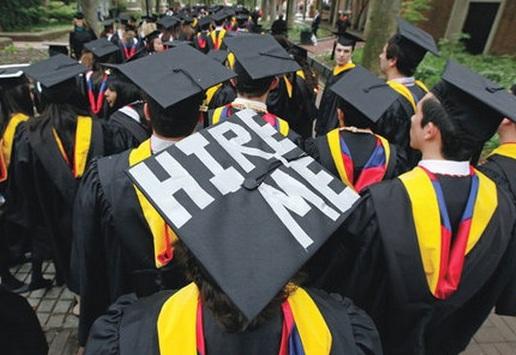 new marketing graduates