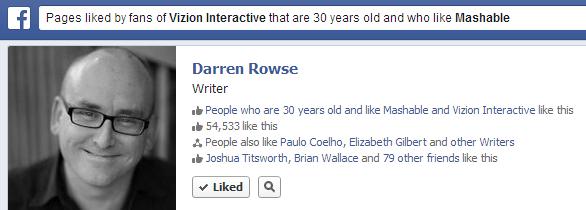 Darren Rowse Facebook