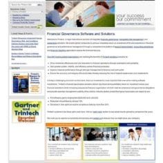 Portfolio Trintech  Vizion Interactive