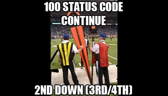100 continue