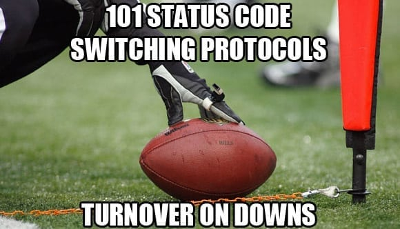 101 switching protocols