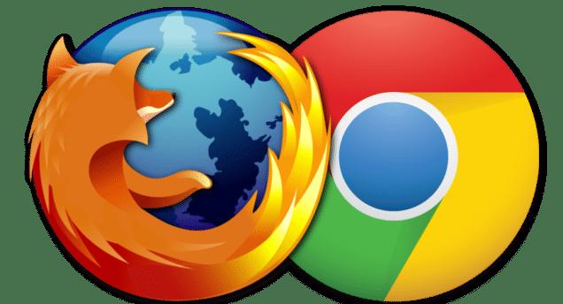 Firefox Chrome  Vizion Interactive