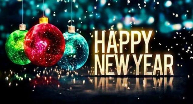 Happy New Year  Vizion Interactive