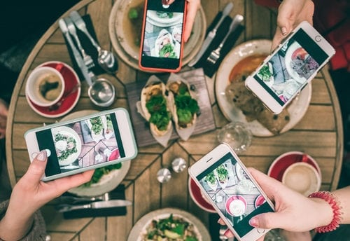 ideas to create  outstanding social media campaign for restaurants