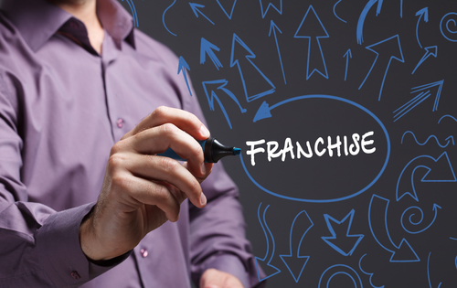 Franchise Search Engine