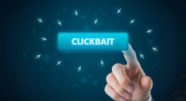 Do Clickbait Titles Still Work? Vizion Interactive