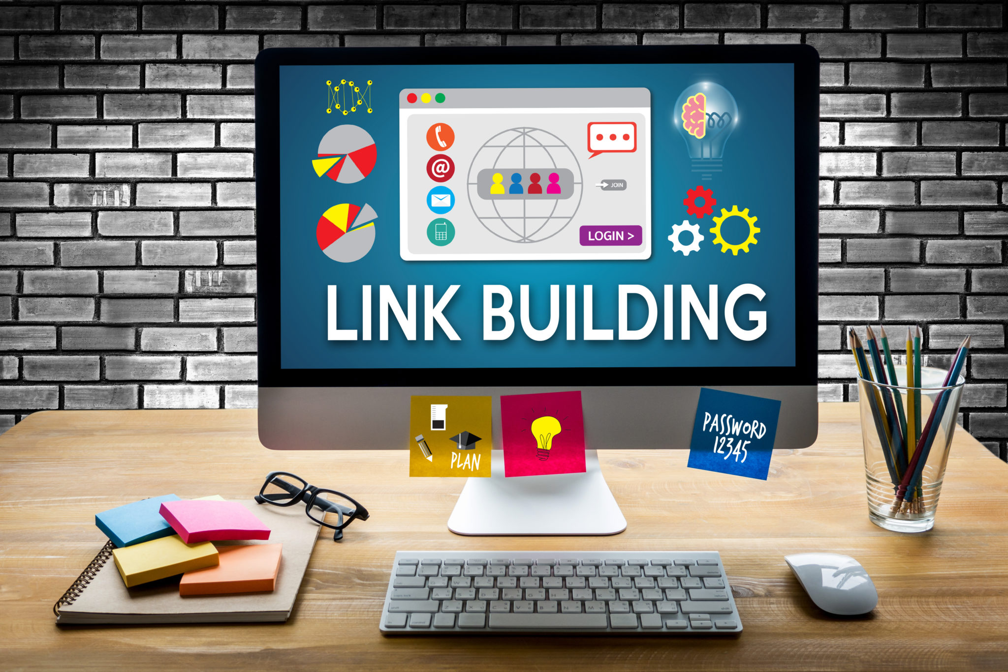 Link Building 101 for Your Content Marketing