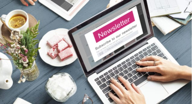 best company newsletters of 2020