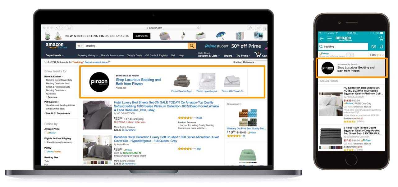 Why Sponsored Brands Should Be Part of Your Amazon Advertising Strategy