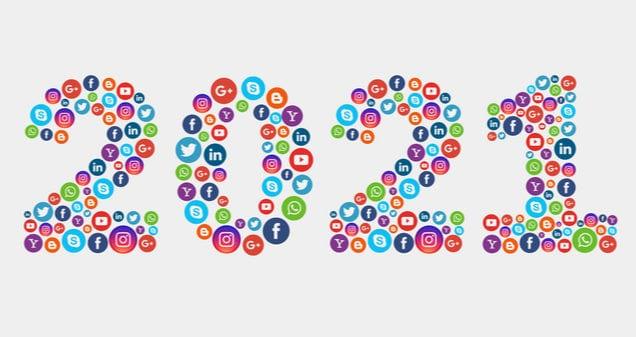 social media in 2021