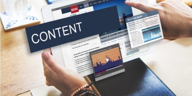 The Key to Coming Up With Creative Content in 2021