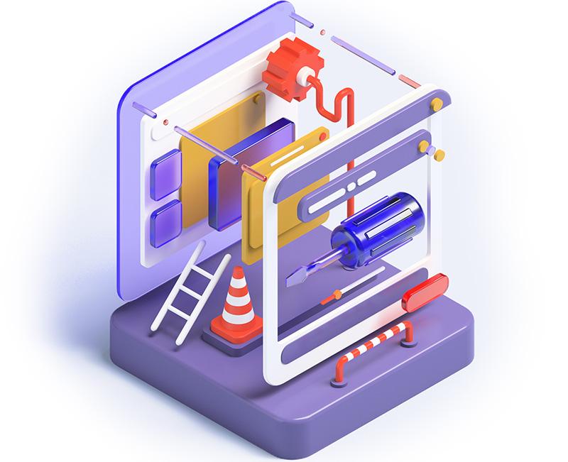 Develop Location Page Design and Development Vizion Interactive